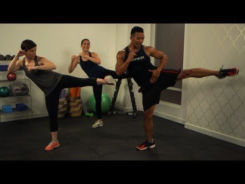 Full Body Workout, Terry Shorter From R.I.P.P.E.D. Fitness, Class FitSugar - YouTube