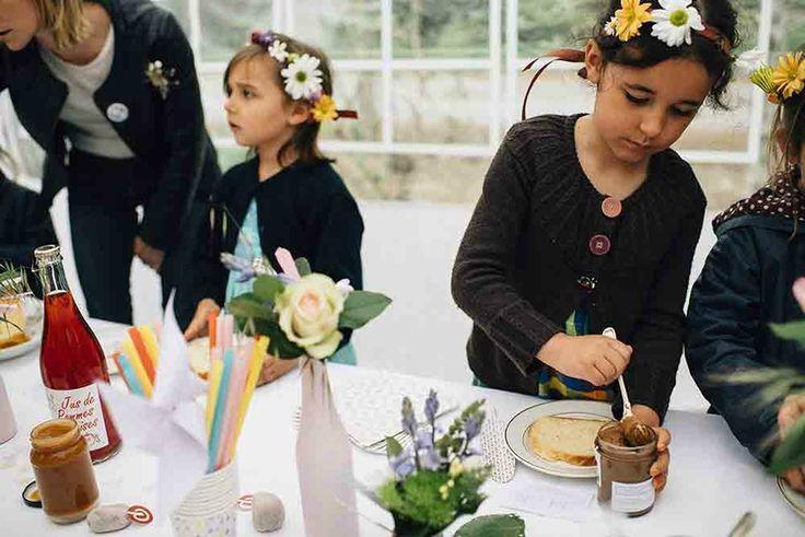 Récit d'une expérience inattendue, la Garden party pour enfants Pinterest/Deco Avenue
