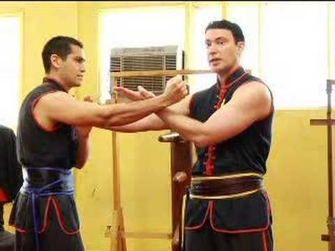 Wing Chun - Blocking Hook Punches - How to Block a Hook