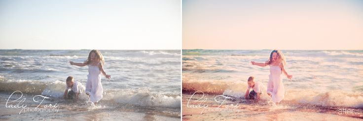 Ocean Mist, Pretty, Pastel, Beach, Lightroom Preset Collection