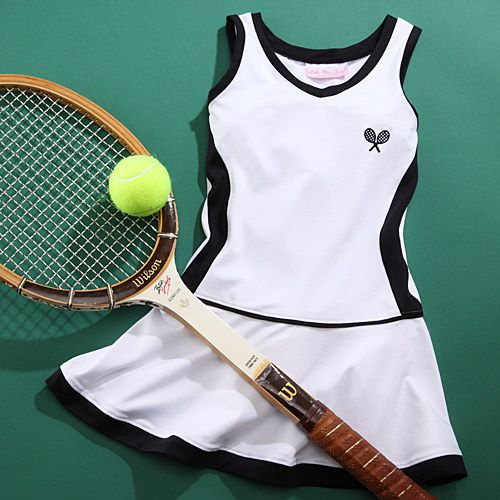 Little Miss Tennis on   #zulily