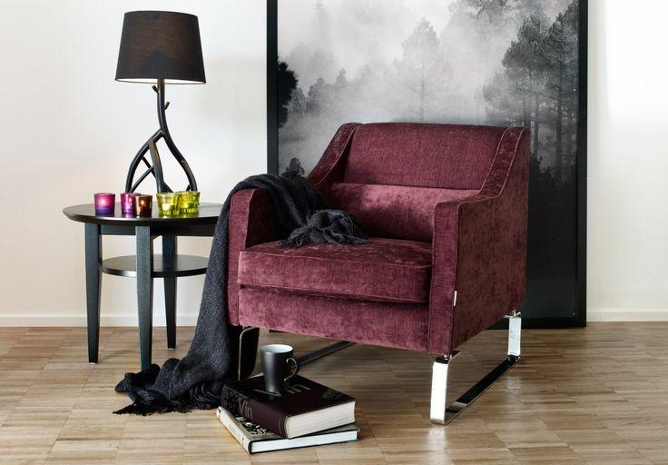 Pluto armchair
