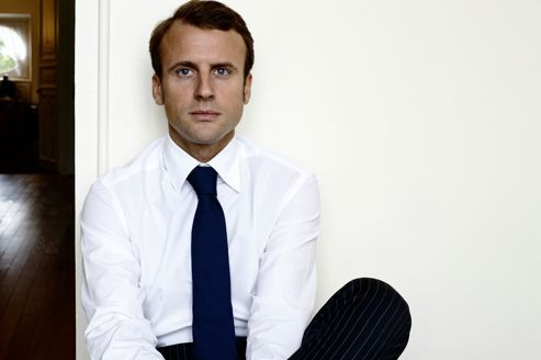 Emmanuel Macron will be the sexiest president alive!