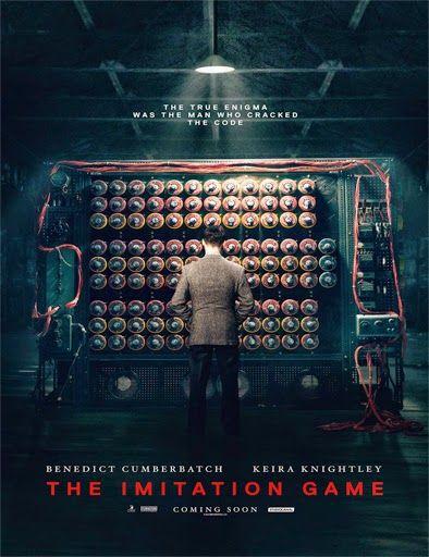 Ver Descifrando Enigma (The Imitation Game) (2014) Online - Peliculas Online Gratis