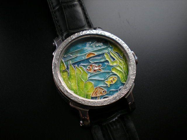 Enamel cloisonne. ( dial watch, icon, etc....) 1ef977bc3b58592462af667b3692a5ce