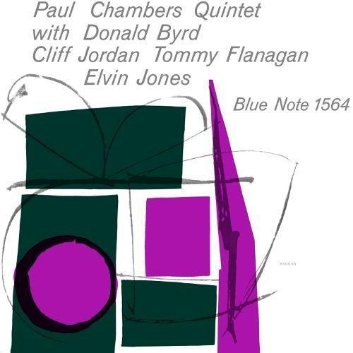 Paul Chambers Quintet [LP] - Vinyl