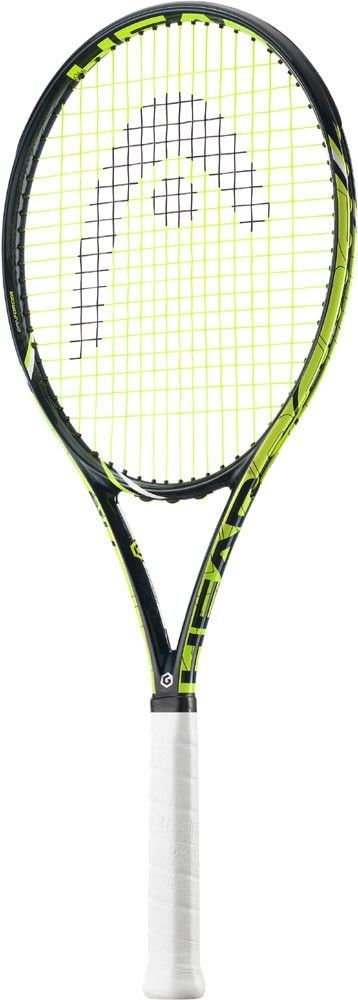 Head Graphene Extreme MP Tennis Racquet ✅ Now with Graphene, the new 2014 Extreme MP as a special combination of weight and balance that gives you extra power while still giving you the maneuverabi