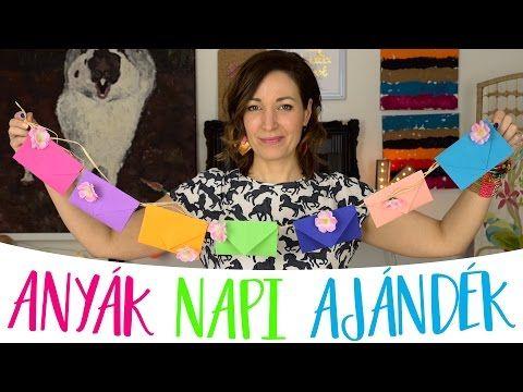 A legszuperebb Anyák napi ajándék! - INSPIRACIOK.HU | Csorba Anita - YouTube