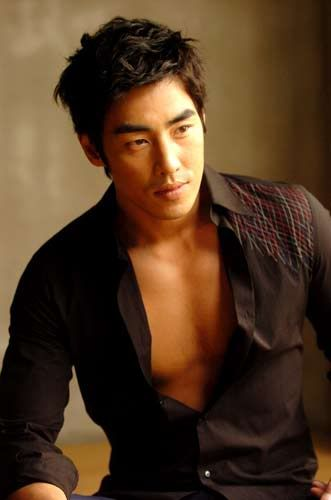 Sexy asian men. Ok, I'm having some problems remembering names this morning.  Can someone tell me his name? I've seen him before in several dramas.