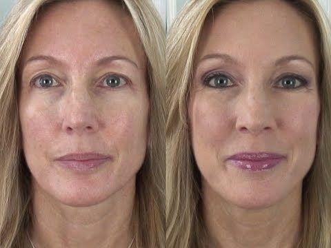 Eye makeup tutorial over 50 x 60