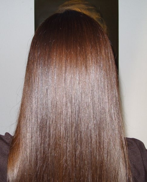 after henna use a mixture of brown and black henna - Coloration Henn Rouge