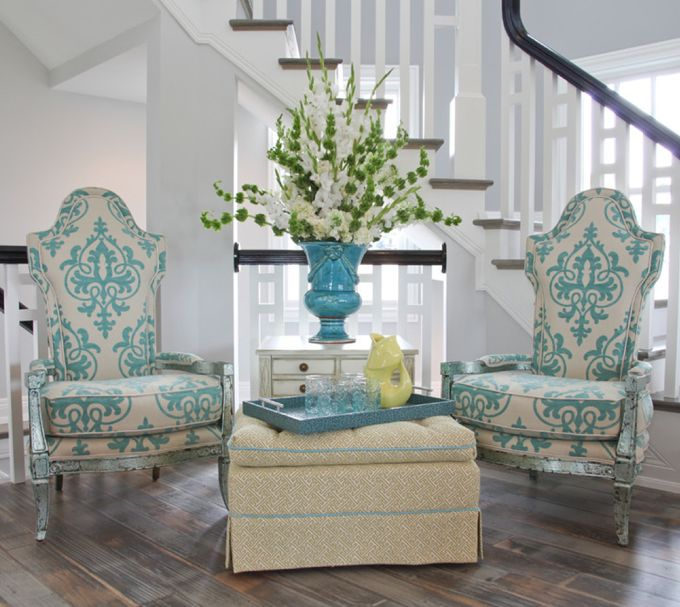 Amy Wagner of Reflections of You and Jill Gaynor of Home Staging Specialists