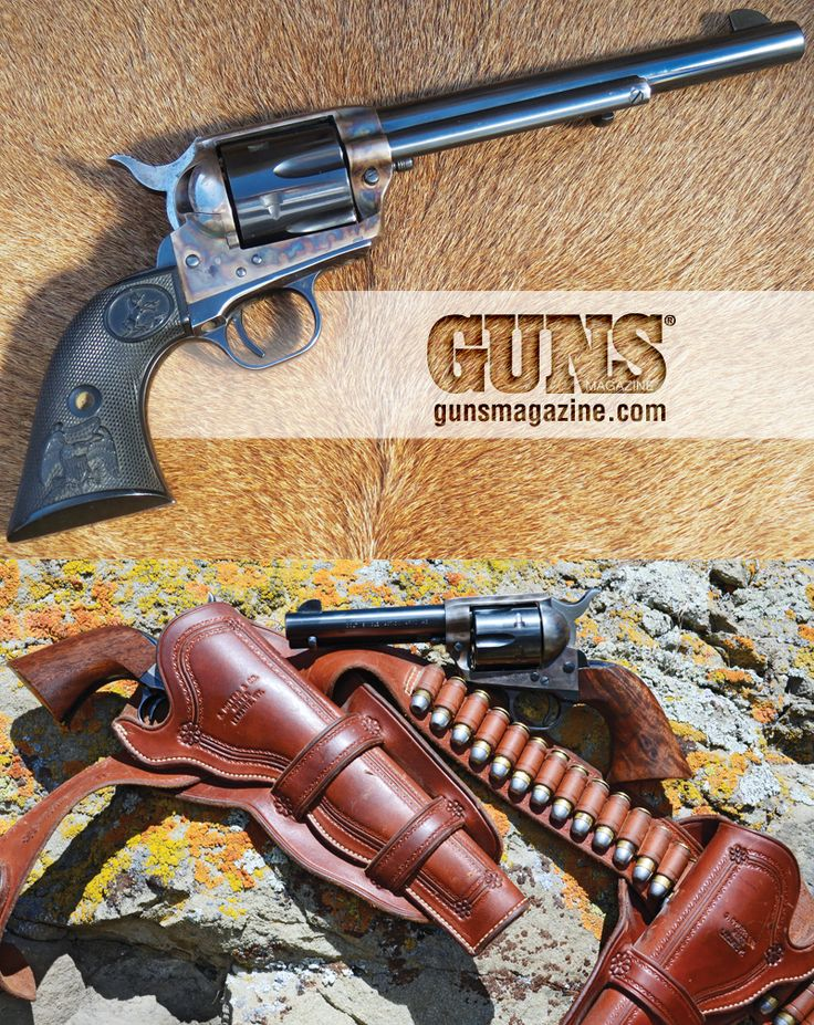 """3rd Gen 2nd Thoughts   By Mike """"Duke"""" Venturino   Unlike Some, Duke Has No Issue With His 3rd Generation Colt SAA Revolvers   A bad reputation is a tough thing to overcome, and the 3rd Generation of Colt Single Action Army production quickly gained one upon reintroduction in 1976. In some instances it was deserved. In others, not so much.   © GUNS Magazine 2018"""