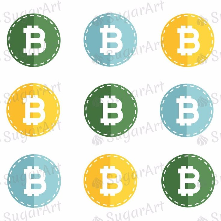 Colorful Bitcoin - ESA047