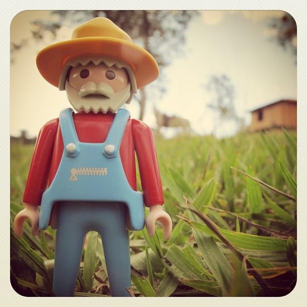 """@iloveplaymo's photo: """"#playmobil #toy #toys #iloveplaymo #toycrewbuddies #geobra #farm"""""""