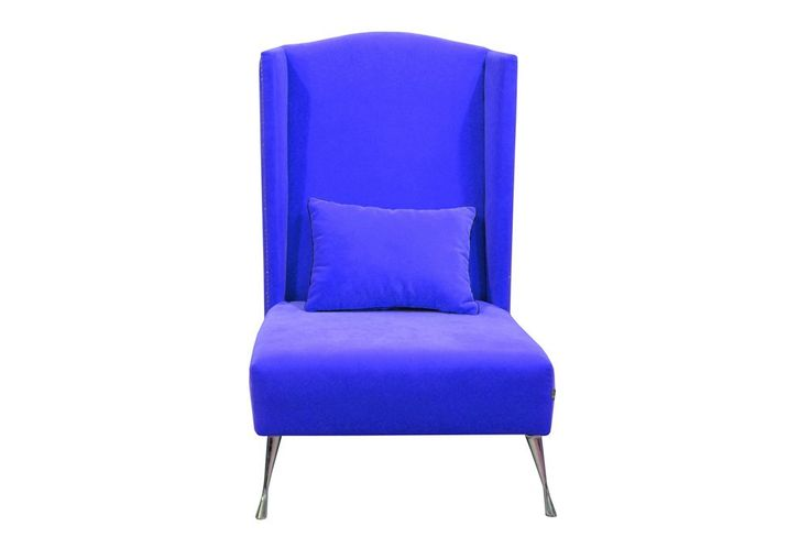 Przykuwający Uwagę Fotel Dandys Techno Happy Barok  #fotel #armchair #chair #meble #furniture #house #home #dom #mieszkanie #homedesign #homedecor #livingroom #livingroomdesign #salon #new #polish #design #designer #happy #barok #thebest #indigo #cobalt #poduszka #pillow #onemarket.pl