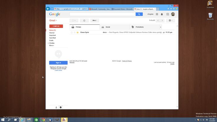 Gmail Now Lets Users Edit .DOCX Microsoft Office Documents