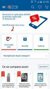 Cei de la eMag au lansat cea ma recentă versiune a aplicației pentru mobil și gadgeturi. Noi o numim aplicație nouă pentru că nu e vorba de o actualizare. E într-adevăr, o aplicație cu totul nouă, ...