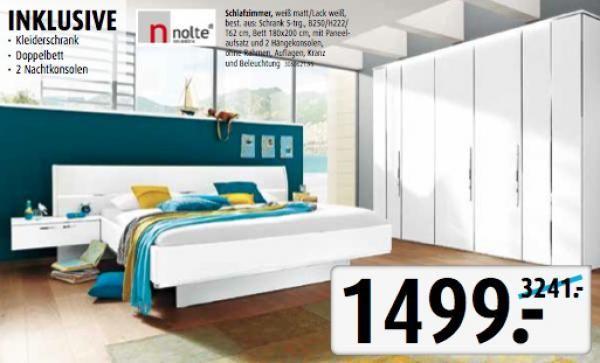 Billig nolte schlafzimmer