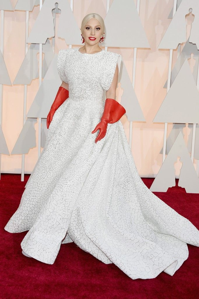 Oscars Red Carpet Photos 2015 - Slideshow
