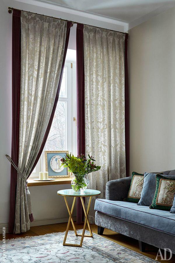 Квартира дизайнера Наташи Федосеевой в центре Москвы: фото интерьеров | AD Magazine