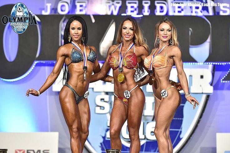 Congratulazioni a un grande #teamVitaminCenter: => ANNA TAPU: 3° Classificata all'OLYMPIA AMATEUR SPAGNA, IFBB- Categoria Women's Bikini Fitness   => www.vitamincenter.it #teamVitaminCenter #bepartofit