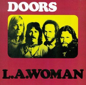 "1971: The Doors released their sixth studio album, ""L.A. Woman."" It reached #9 in the U.S."
