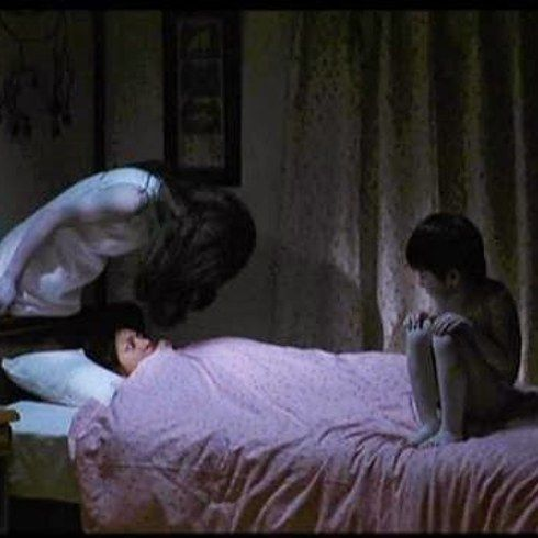 And of course, Ju-On: The Grudge (2002) | 24 Of The Most Fucked-Up Horror Movies Of All Time