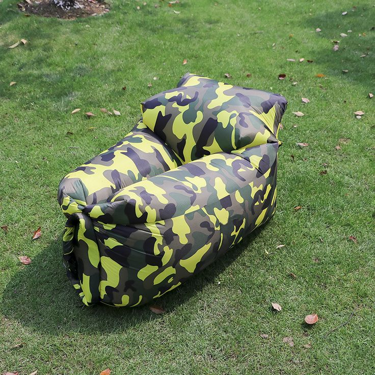 awesome New 2017 Portable Air Sofa Couch Camping Sleeping Bag Beach Inflatable Sofa TX104