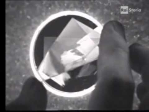 bruno munari proiezioni polarizzate 1954