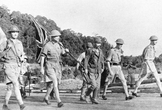 Fort Canning Battlebox Singapore World War Ii Military