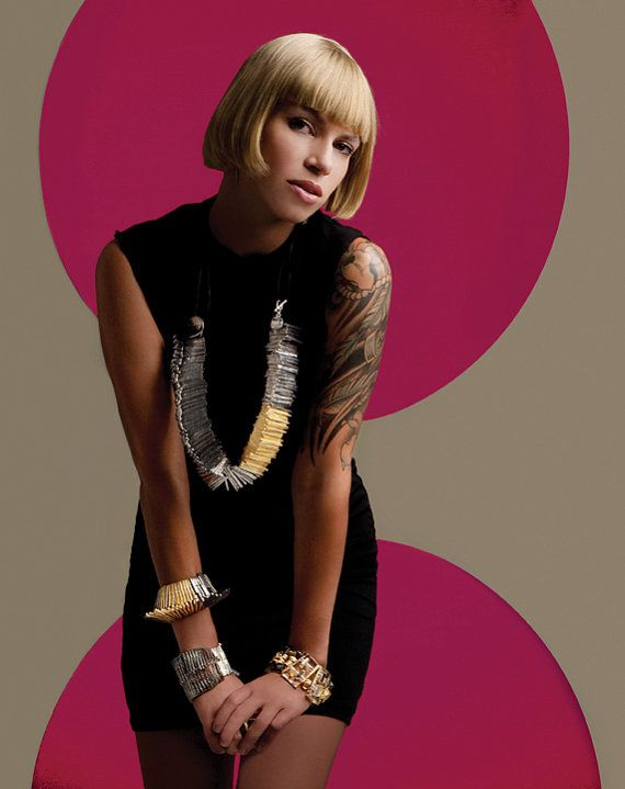 Collection: QOR Designer: Anne-Marie Chagnon