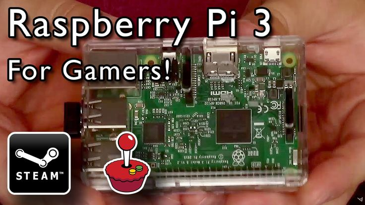 Raspberry Pi 3 - Steam Streaming and Retro Gaming! [Unboxing and Demonst...