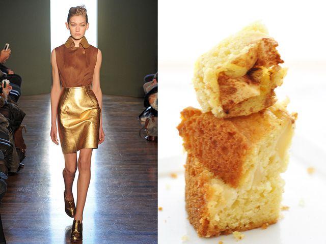 Alexandre Herchcovitch fw 2012-13 / Cinnamon Apple Pie