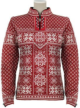 Norwegian sweater from Dale
