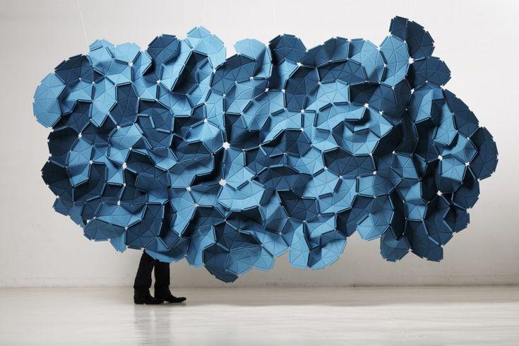 A blue Cloud from Ronan and Erwan Bourrollec
