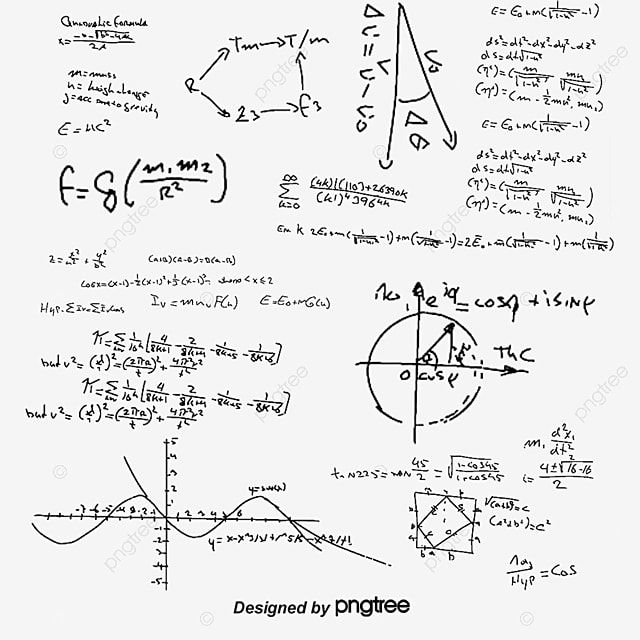 Floating Mathematical Formulas And Patterns Float Vector Education Png Transparent Clipart Image And Psd File For Free Download Clip Art Floating Dimensional Patterns