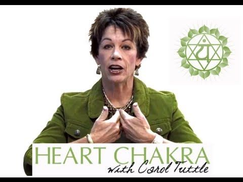 How To Open Your Heart Chakra (Anahata) | Chakra Healing With Carol Tuttle