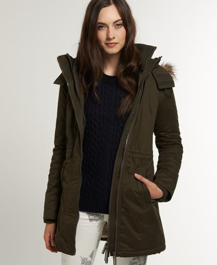 Superdry Hooded Super Windcheater - Women's Jackets & Coats