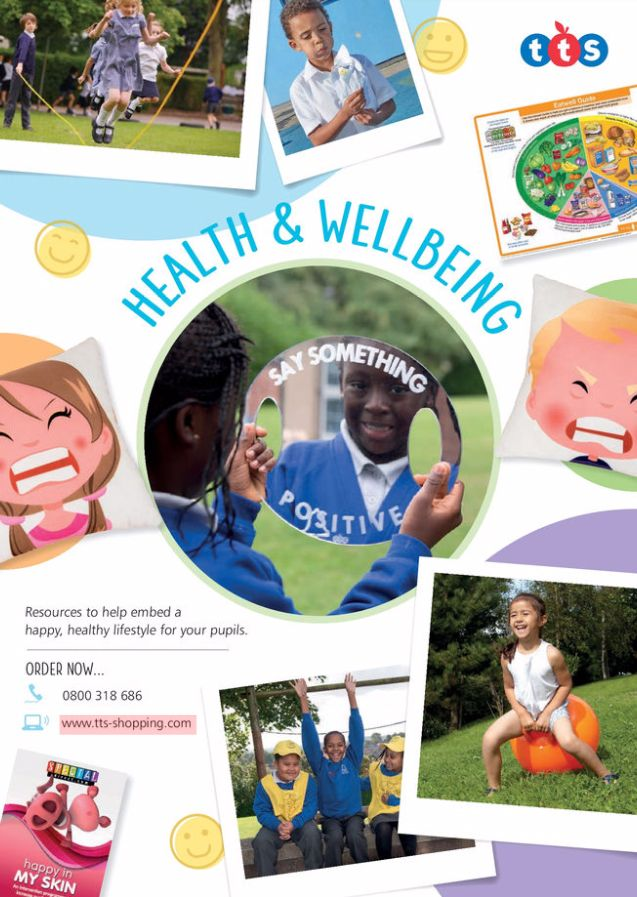 Health and Wellbeing – Creating a healthy and happy school