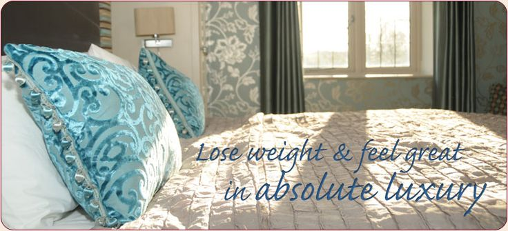Homefield Grange luxury detox retreat and weight loss Spa are the weight loss and detox professionals.