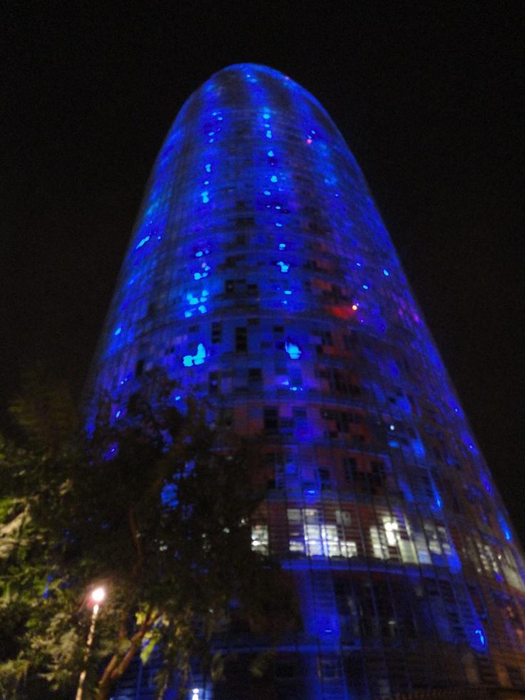 Nel blu