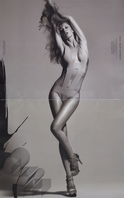 Gisele Bundchen | Photography by Nino Munoz | For Dansk Magazine | Fall 2009