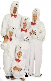 Körner Kostüm Eisbär Plüsch Plüschkostüm Tiere Gr.46-54 Karneval Fasching NEU | internetkarneval