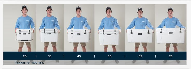 #yeti #cooler #wild #stronger #ice #snow #camping #ride #fun #snowmobile #differnetsizes   www.firstplaceparts.com