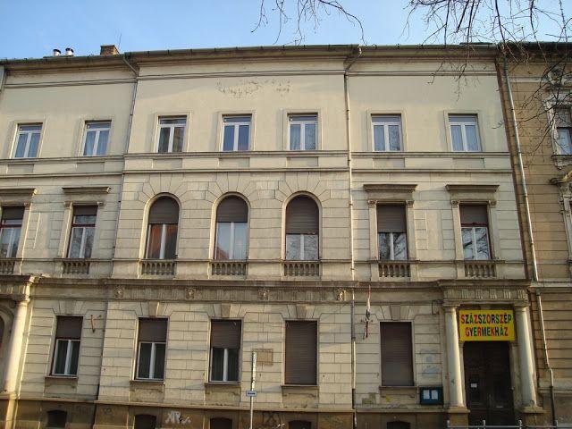 A szegedi Árpád páholy épülete ma / The masonic lodge house in Szeged - nowadays.