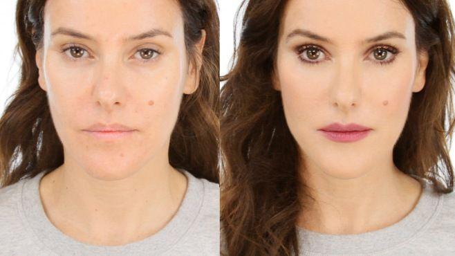 Chanel - Lisa Eldridge İle Mor Sonbahar Makyaj Tekniği - Chanel makyaj uzmanı Lisa Eldridge ile mor sonbahar makyajı uygulaması (Plum Chic Makeup Video)