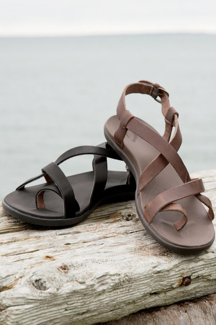 Upena Leather Thong Sandals From OluKai®: Exceptional Casual Clothing for Men & Women from #TerritoryAhead $90.00 - boutique lingerie, lingerie in french, pink lingerie