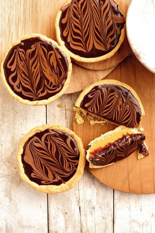Sjokolade-en-Karameltertjies | SARIE