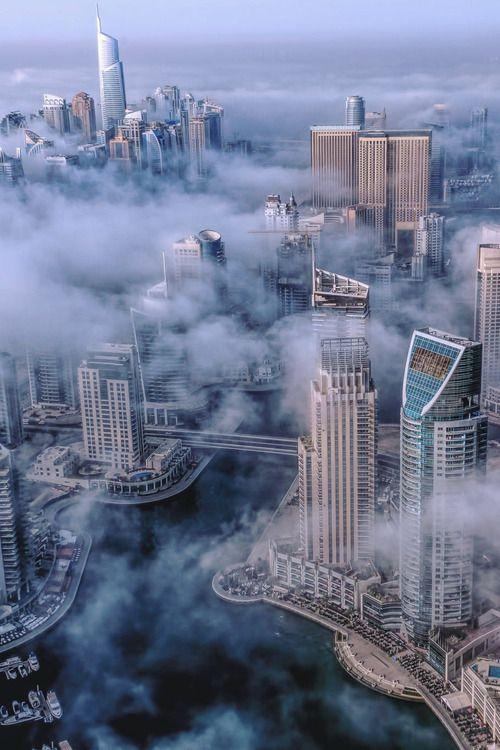 Dubai Misty Mess | Gavin Sanders